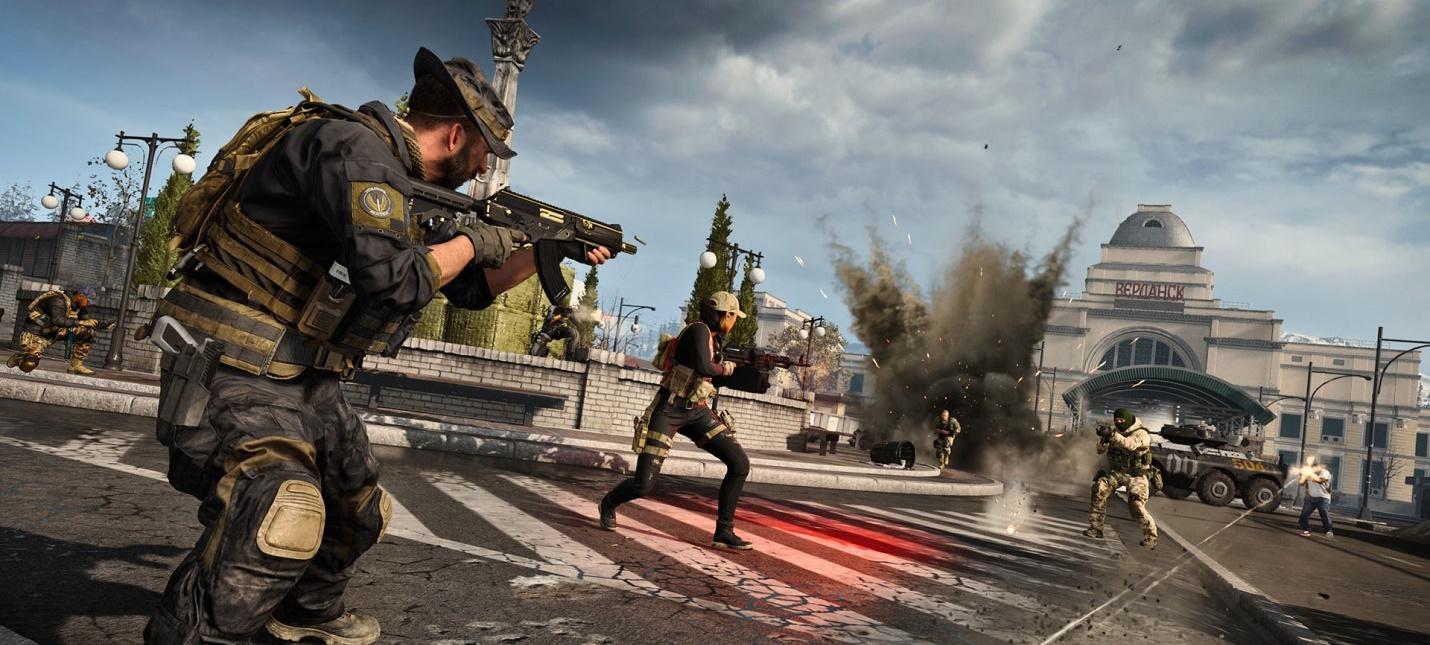 В Call of Duty Warzone вернулся баг с бесконечным стимулятором