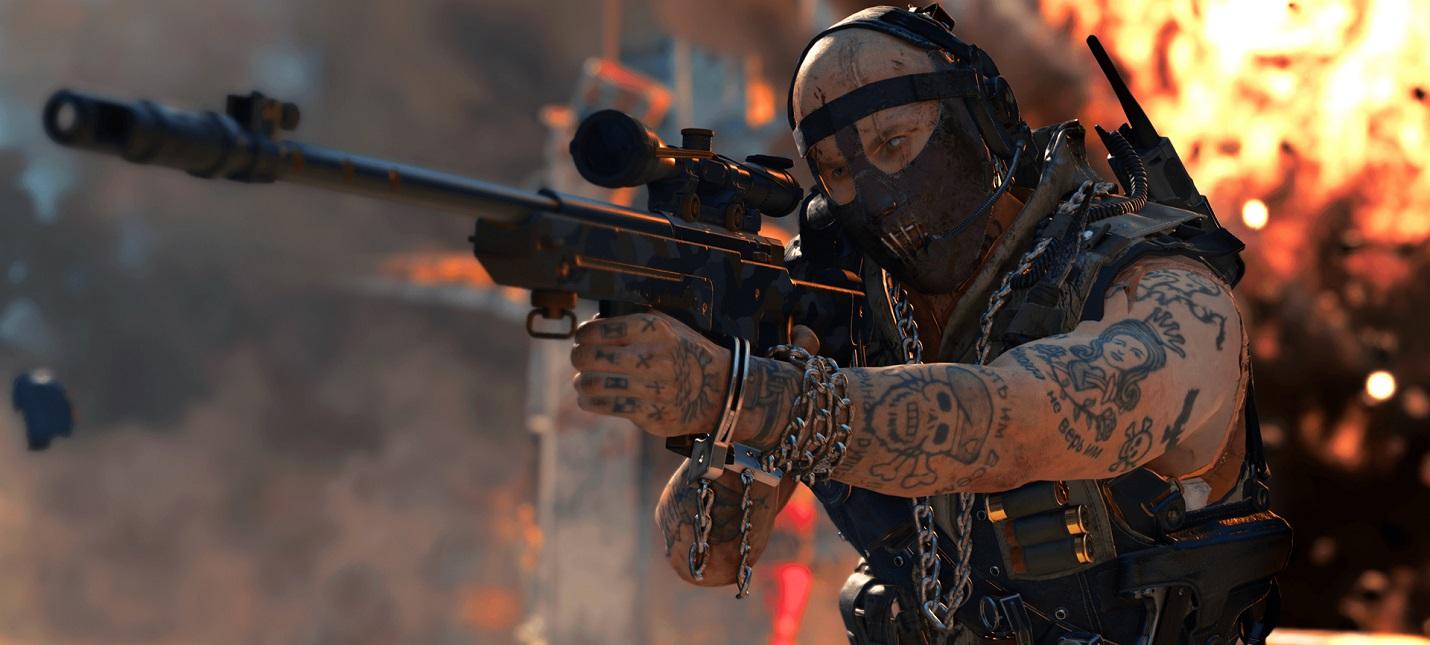 Игрок вышел на одиночный пикет с просьбой о нерфе DMR в Call of Duty Warzone