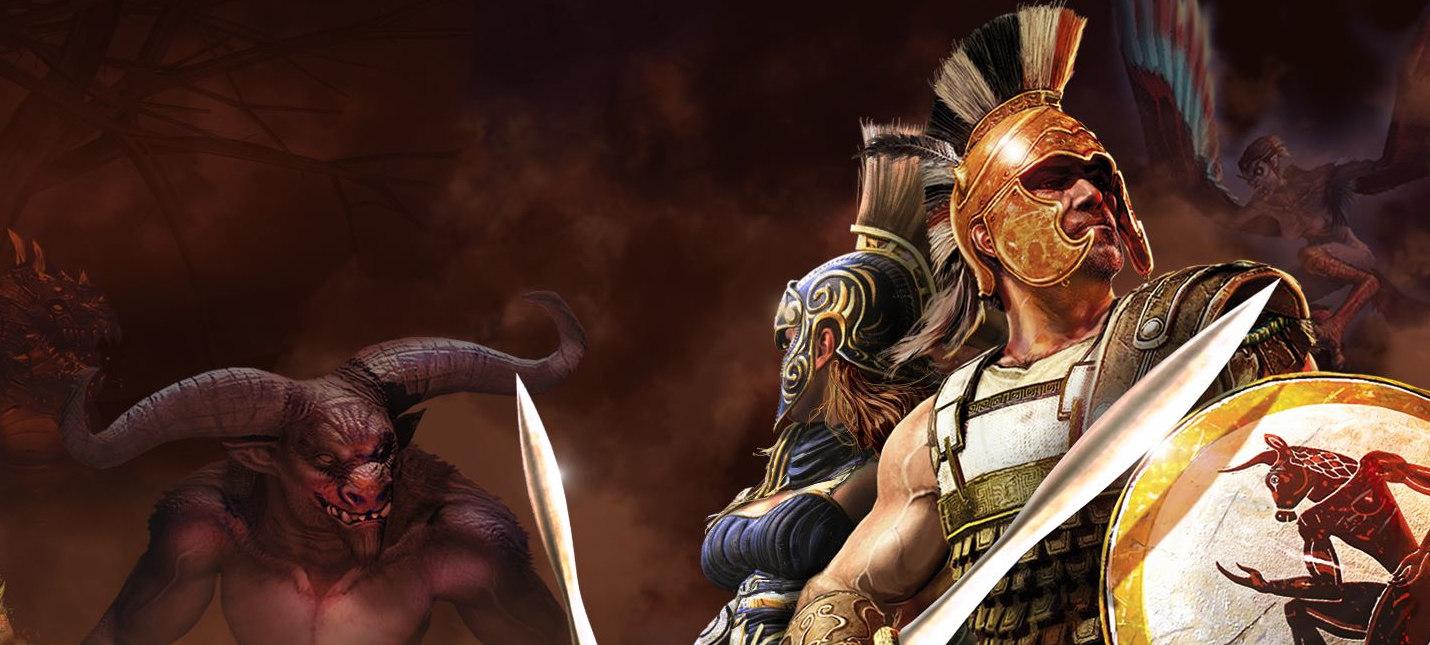Titan Quest Legendary Edition выйдет на смартфонах в начале февраля