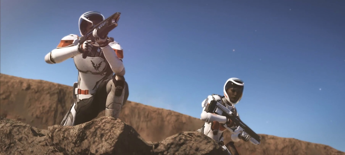 Релиз дополнения Odyssey для Elite Dangerous перенесен из-за пандемии