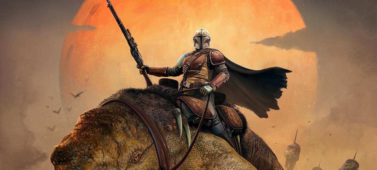Ubisoft Massive и LucasFilm Games работают над новой игрой по Звездным войнам