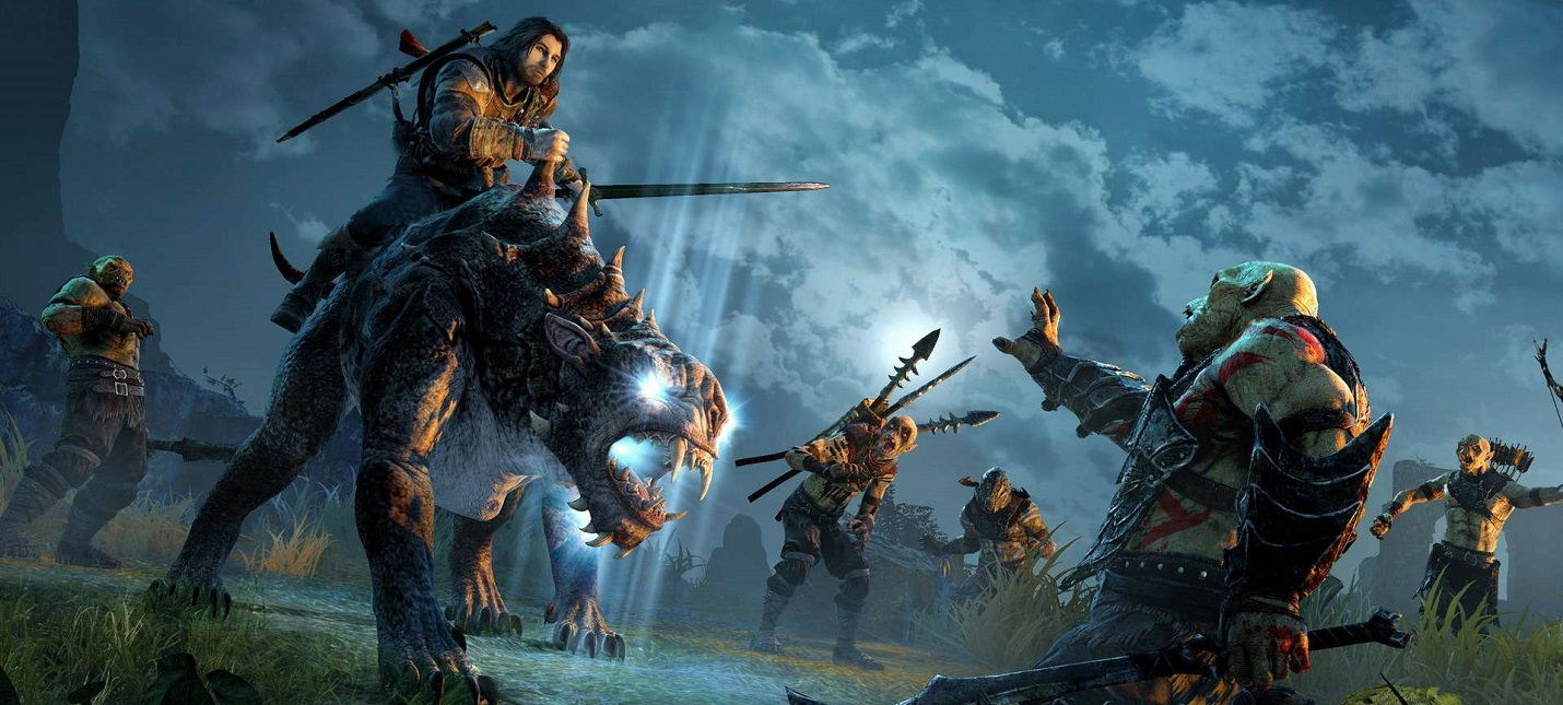 Апдейт для Shadow of Mordor позволяет получить онлайн-трофеи