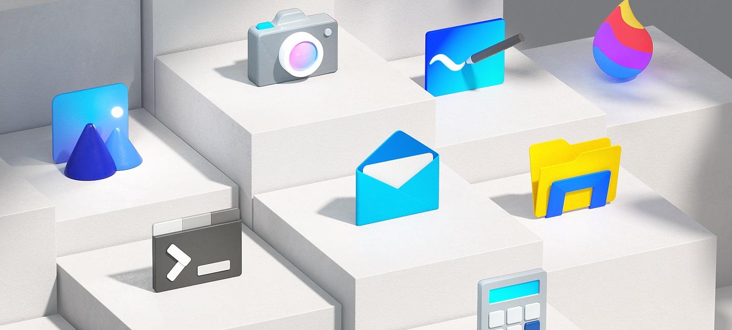 СМИ Подробности апдейта Sun Valley для Windows 10