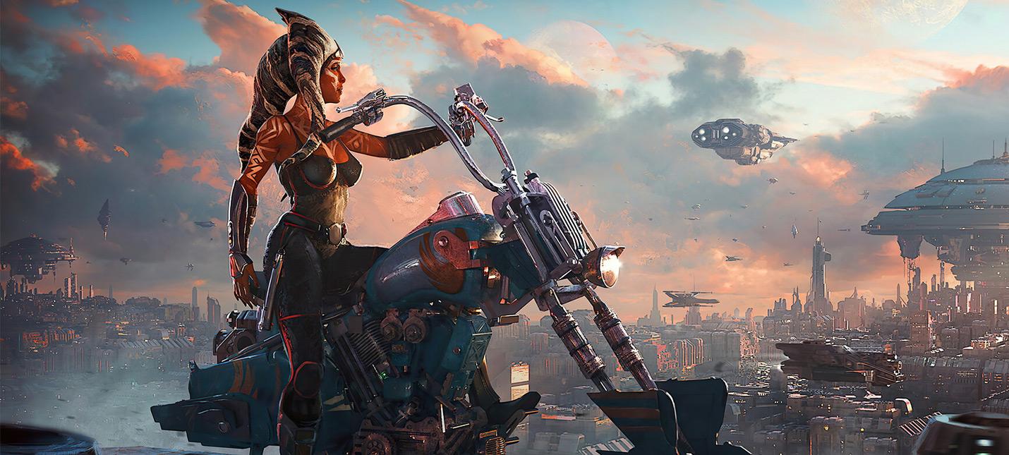 Ubisoft Игра от Massive по Звездным войнам  только начало сотрудничества с Lucasfilm Games