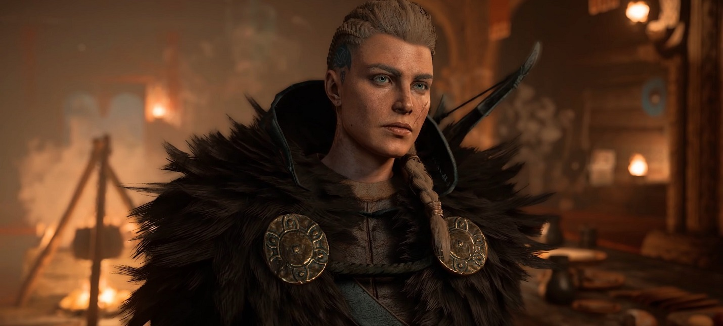 Сегодня Assassin's Creed Valhalla получит свежий апдейт