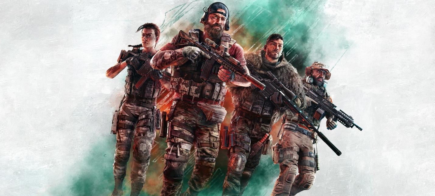 Утечка 21 января в Ghost Recon Breakpoint пройдет ивент-кроссовер с Rainbow Six Siege
