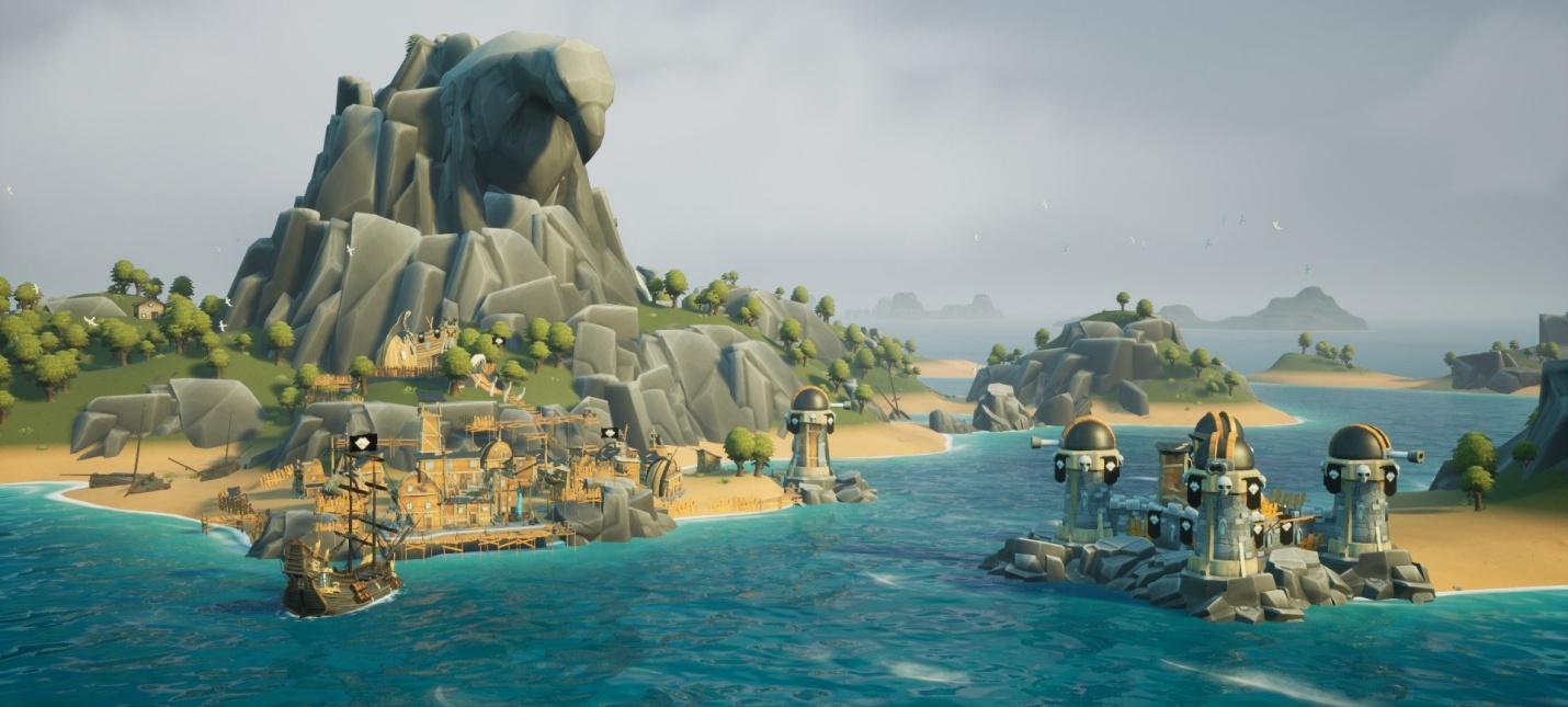 Пиратский экшен King of Seas выйдет 18 февраля