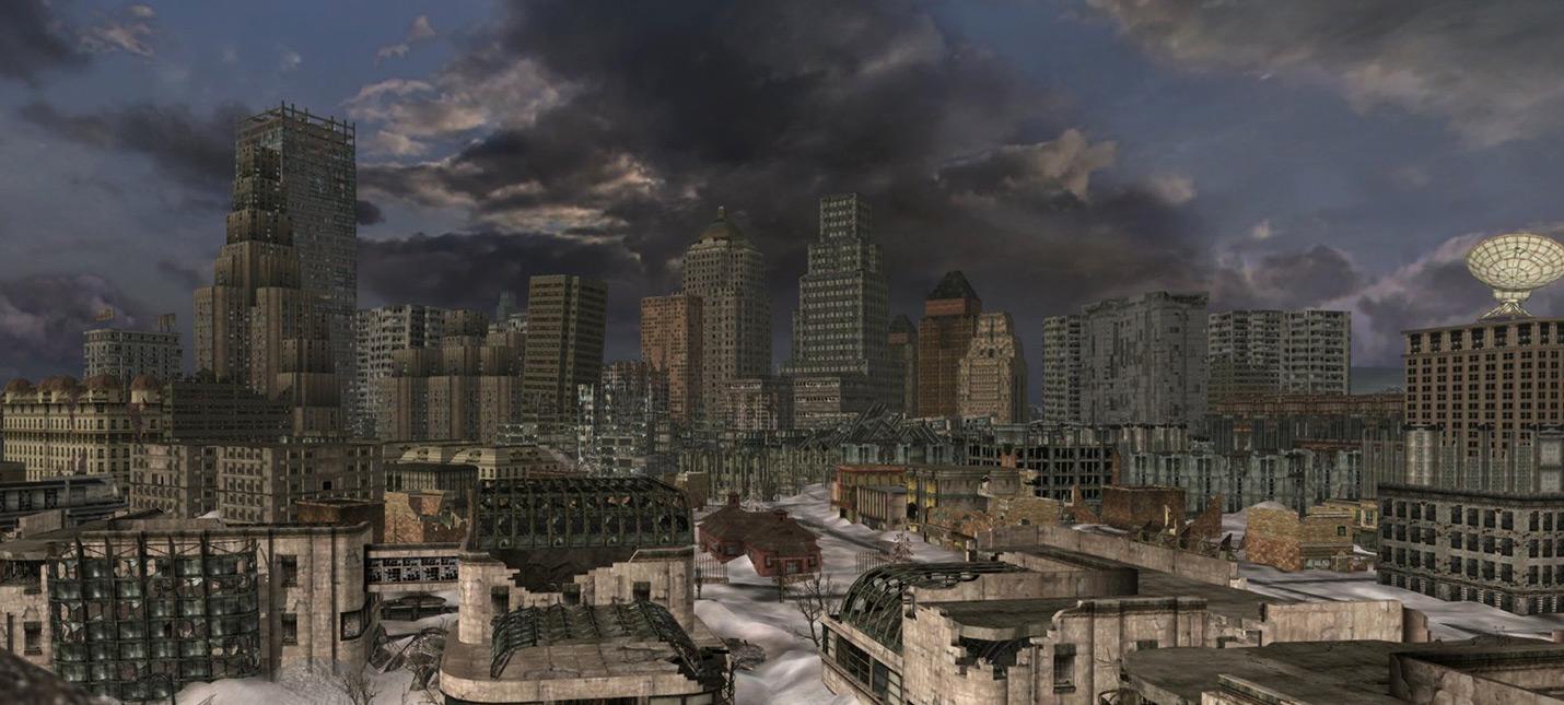 Для Fallout New Vegas вышел мод The Frontier  150 моделей оружия, 15 часов квестов и транспорт