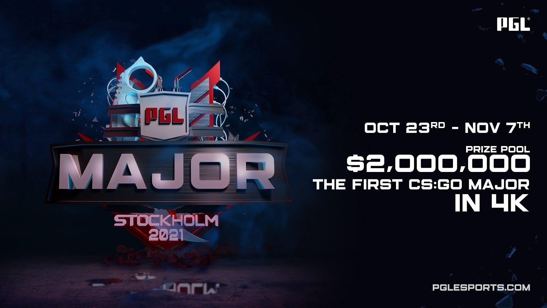 Осенью пройдет первый за два года мейджор по CS:GO