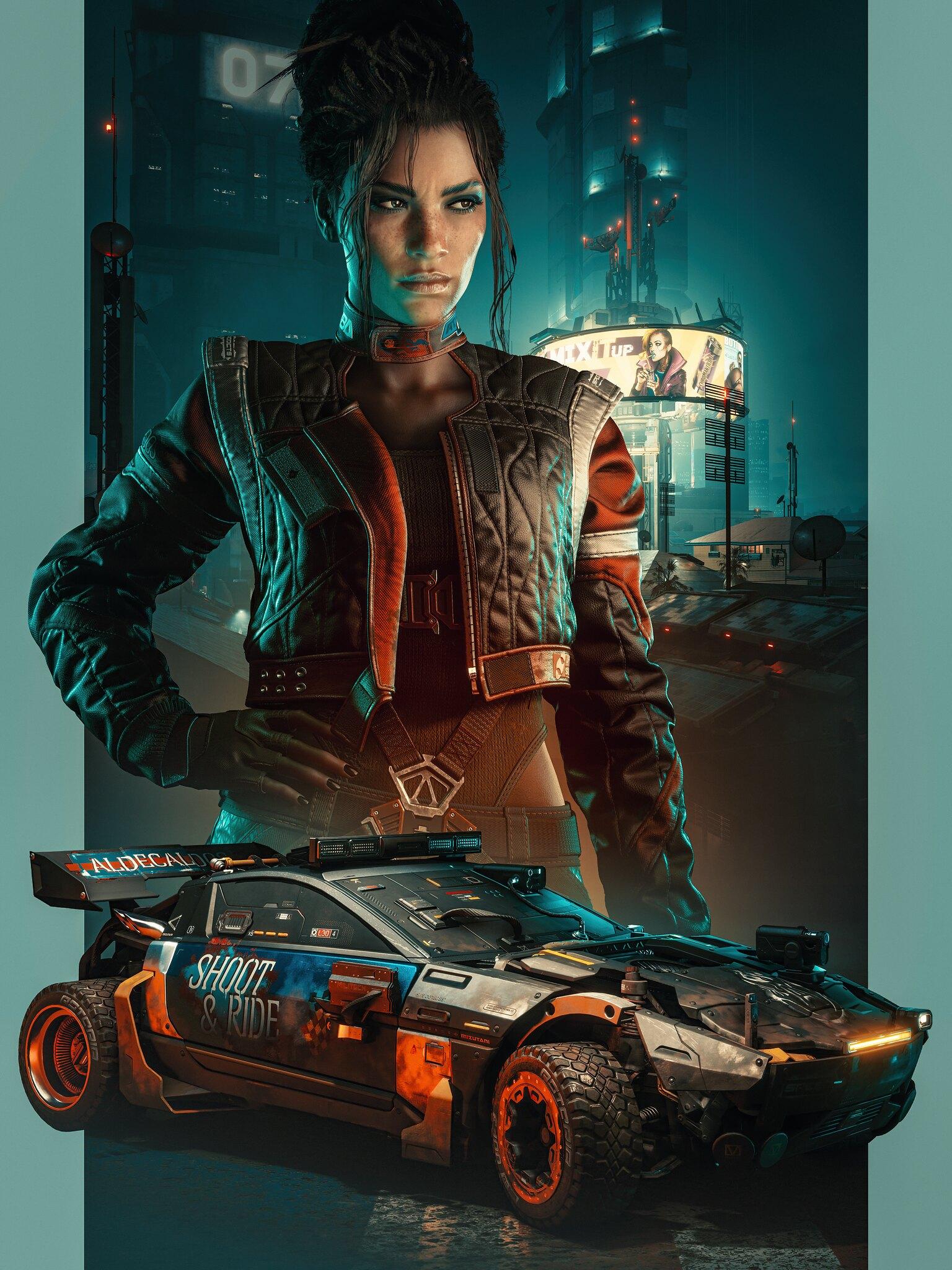 Джейсон Шрайер: Сотрудники Cyberpunk 2077 знали про баги до релиза, а до 2016 года игра была от третьего лица