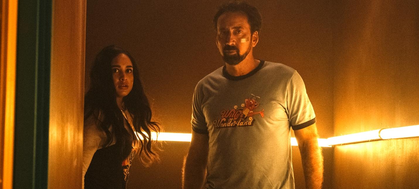 Трейлер нового фильма с Николасом Кейджем напоминает адаптацию Five Nights at Freddys