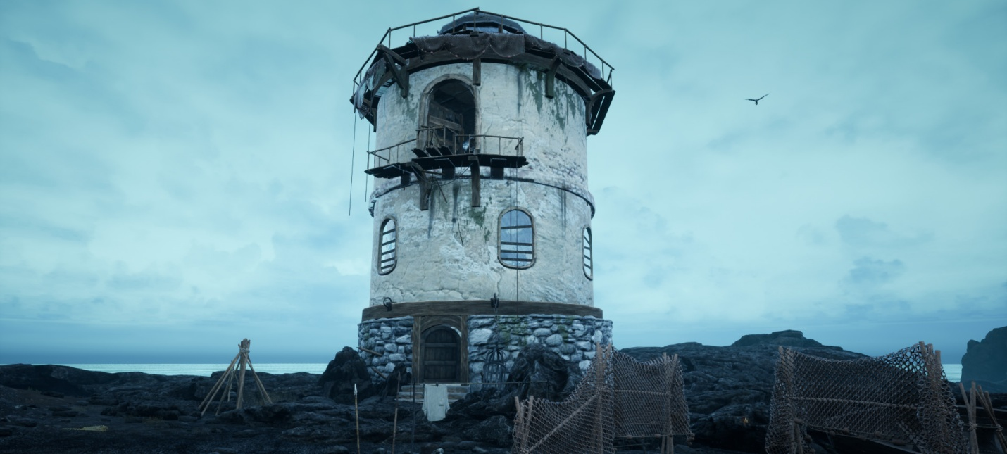 Вдохновленный произведениями Лавкрафта хоррор The Shore выйдет 19 февраля