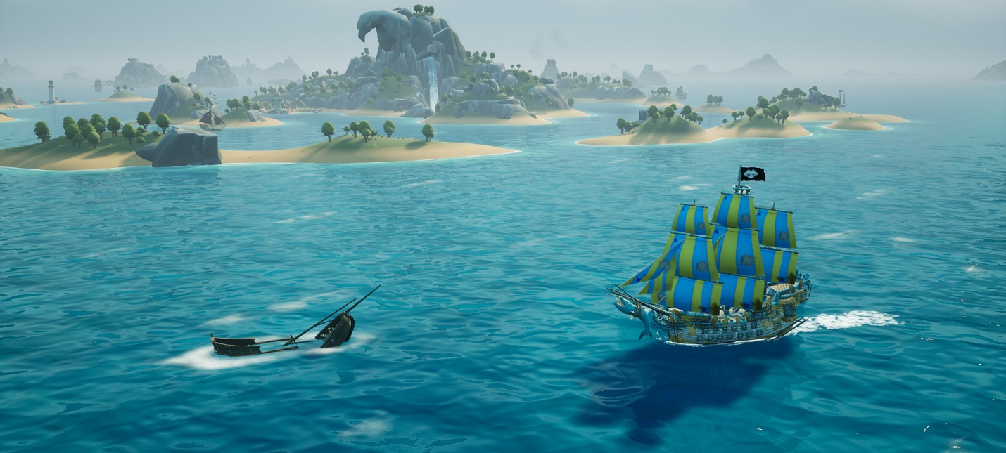 Морские сражения в релизном трейлере экшена King of Seas