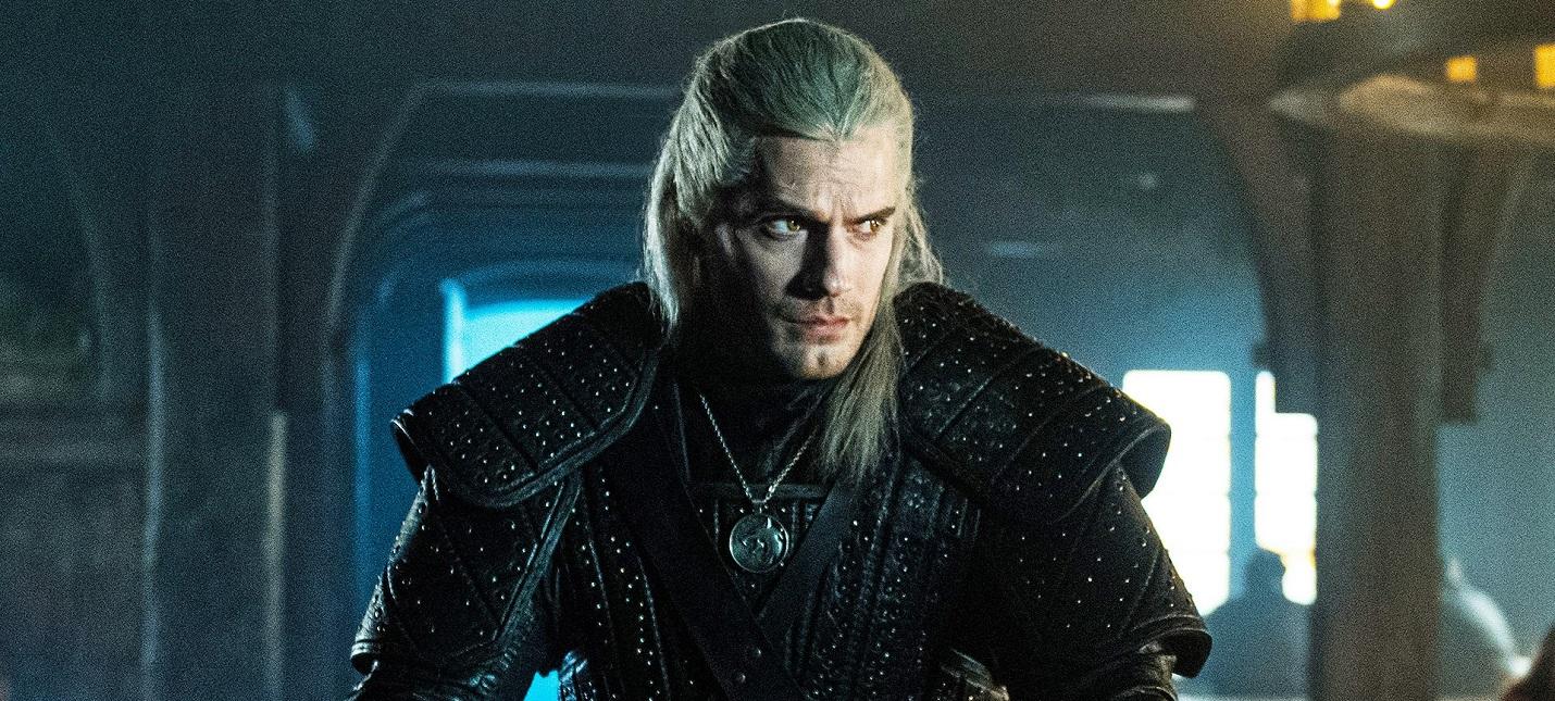 СМИ Генри Кавилл вернулся к съемкам второго сезона Ведьмака