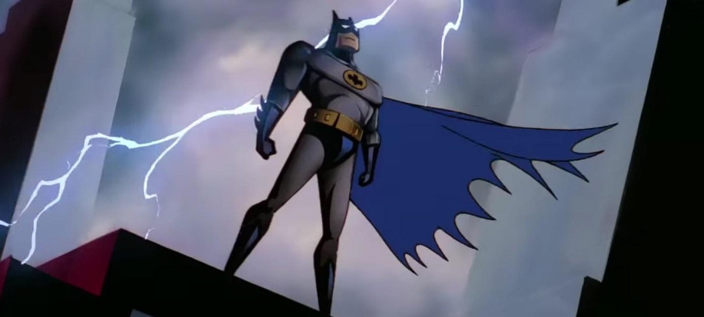 Слух Batman The Animated Series получит продолжение на HBO Max