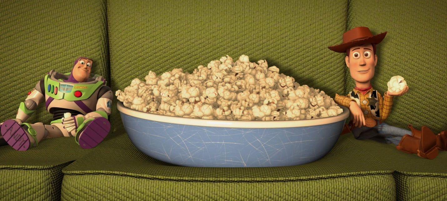 Pixar показала трейлер своих короткометражек