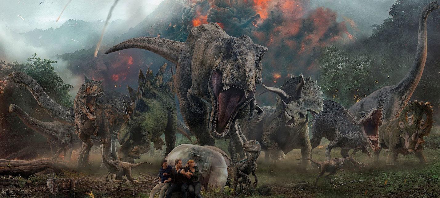 Мир Юрского периода Господство станет кульминацией для всех фильмов франшизы