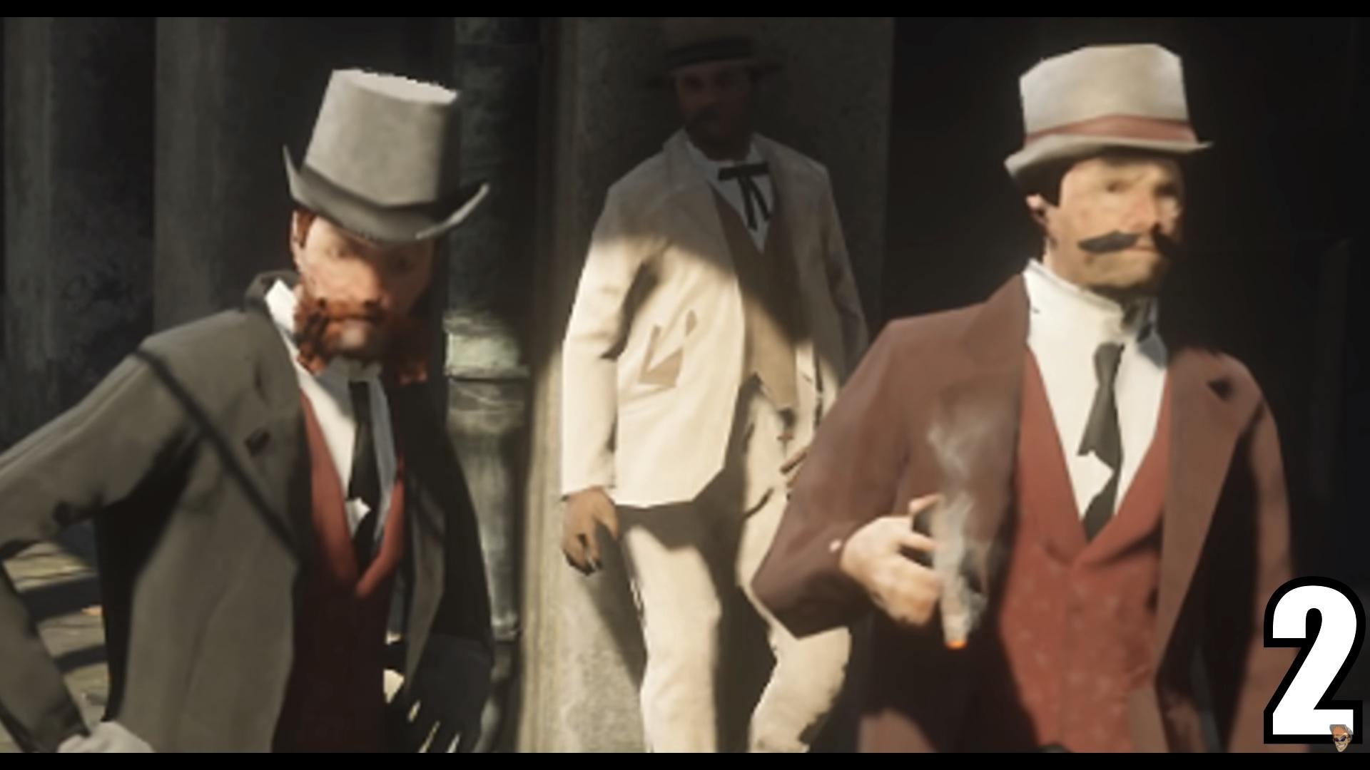 Геймдев: Как устроена Red Dead Redemption 2 за кадром