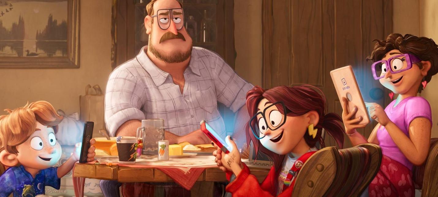 Sony Pictures продала Netflix мультфильм На связи  картина выйдет под другим названием