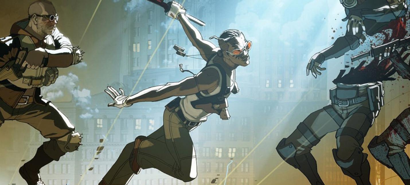 Опубликованы концепт-арты Revolver, отмененной игры BioWare