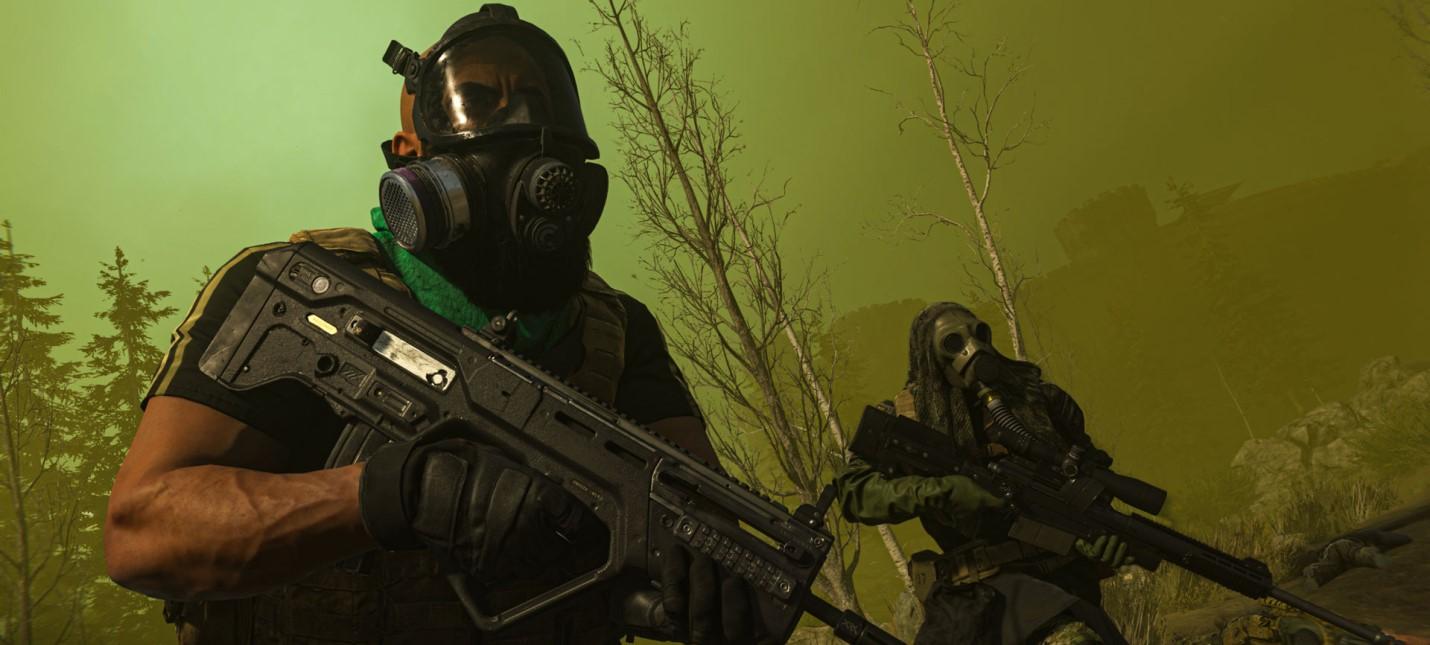 Похоже, покупки в Call of Duty: Warzone серьезно влияют на подбор игроков