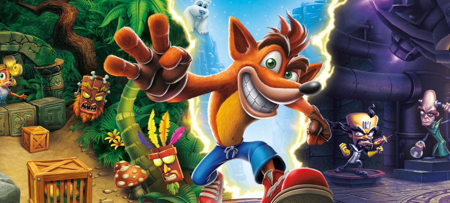Создатели Crash Bandicoot N. Sane Trilogy и Tony Hawk's 1+2 займутся играми Blizzard