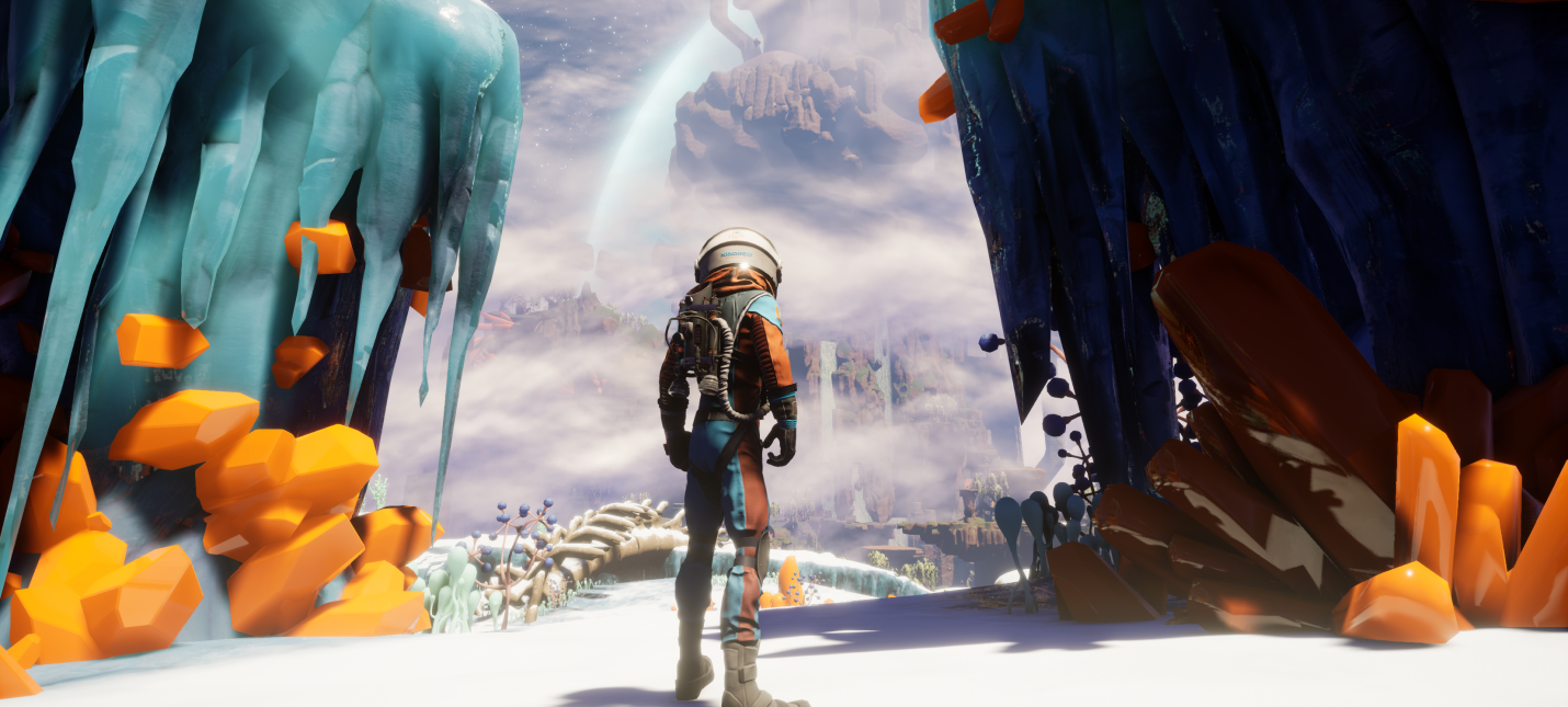Journey to the Savage Planet выйдет в Steam 28 января