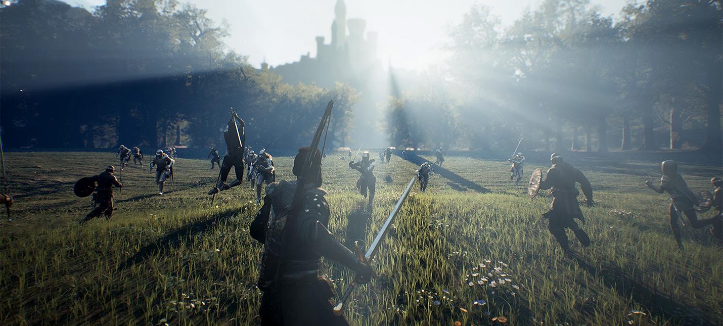 Robin Hood  Builders Of Sherwood  новая игра, смешивающая экшен, приключения, RPG и градостроительный сим