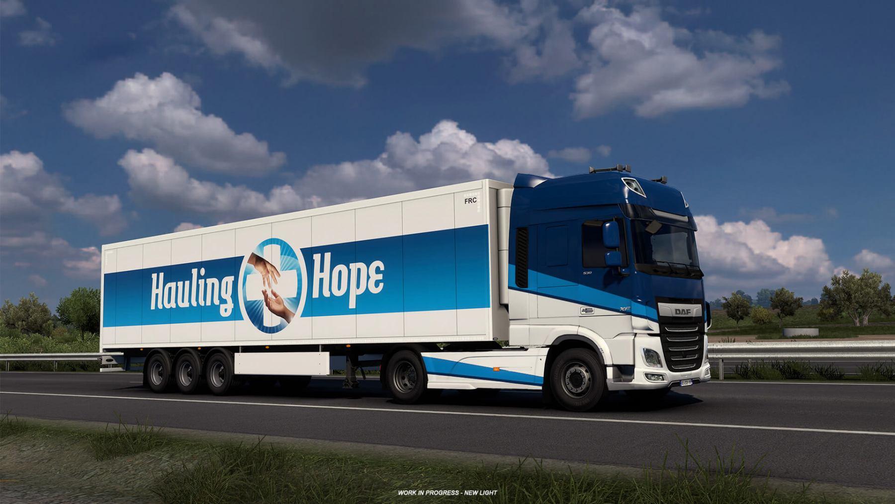 Коронавирусный ивент в Euro Truck Simulator 2 стал причиной скандала