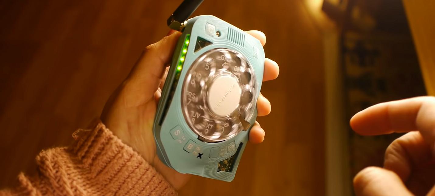 Смартфон с дисковым набором доступен для предзаказа за 390 долларов