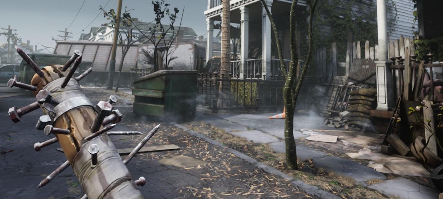 Годовая выручка VR-экшена The Walking Dead Saints amp Sinners превысила 29 миллионов долларов