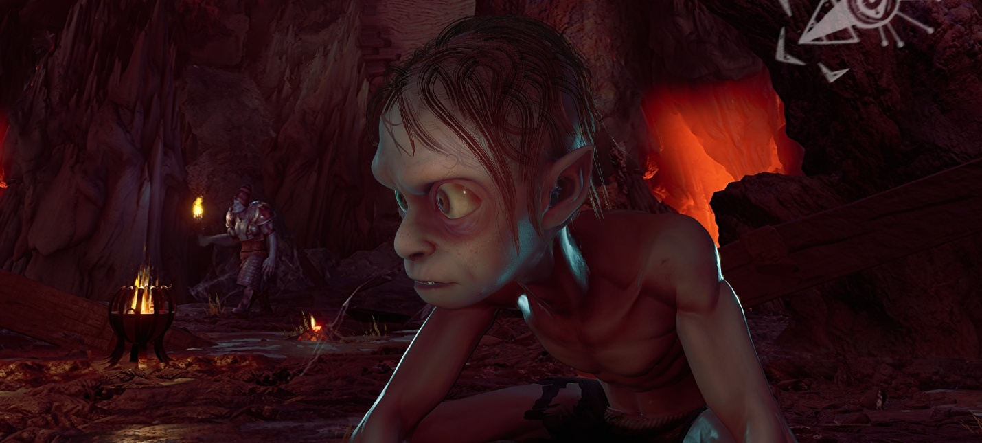 The Lord Of The Rings – Gollum перенесена на 2022 год