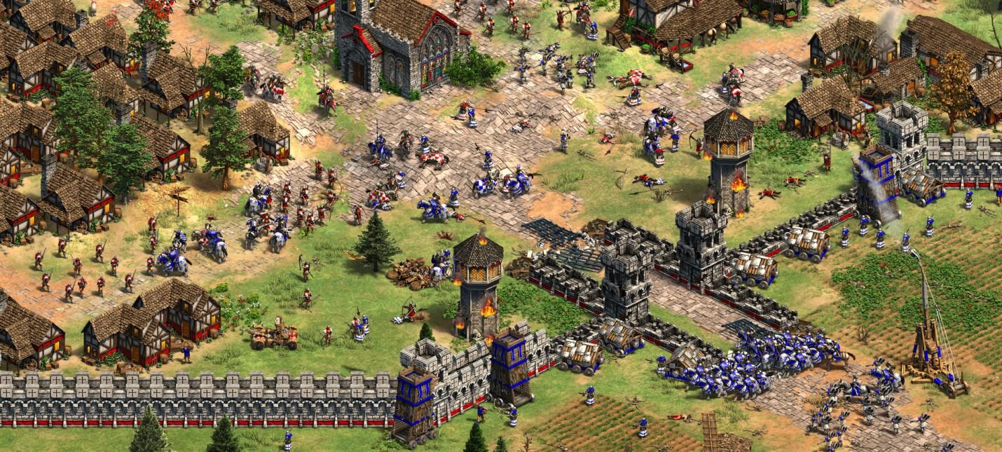 Три новые кампании и две цивилизации в релизном трейлере дополнения Lords of the West для Age of Empires II: Definitive Edition