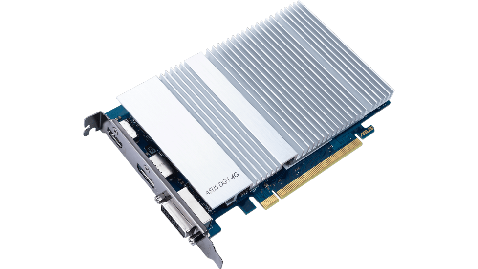 Intel выпустила первую дискретную видеокарту DG1 на архитектуре Xe