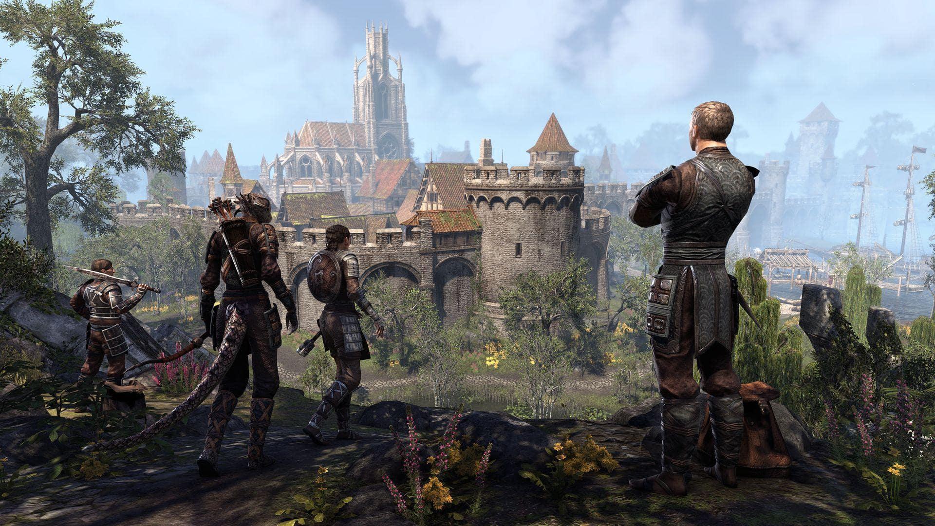 Интервью: Креативный директор The Elder Scrolls Online рассказал про планы на романтические отношения с NPC