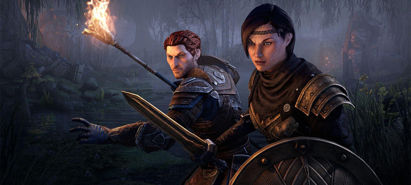 Интервью Креативный директор The Elder Scrolls Online рассказал про планы на романтические отношения с NPC