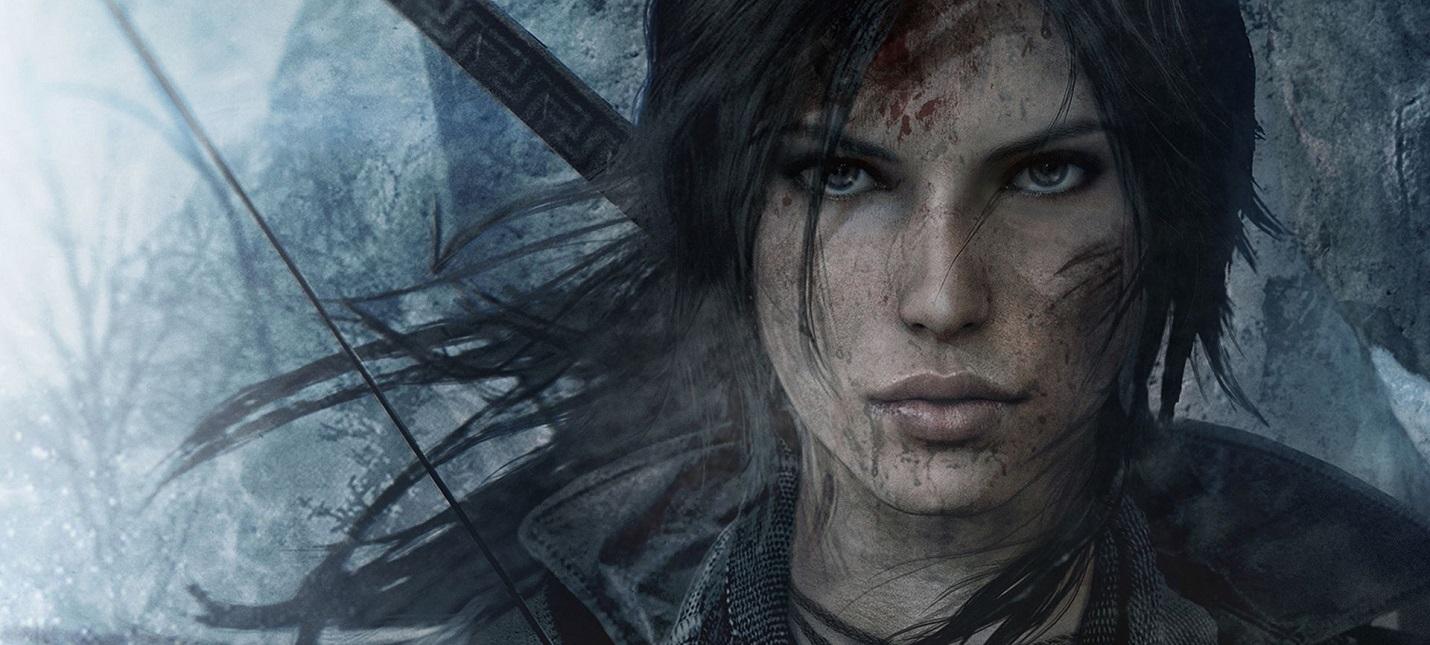 Никаких анонсов новой Tomb Raider в ближайшее время