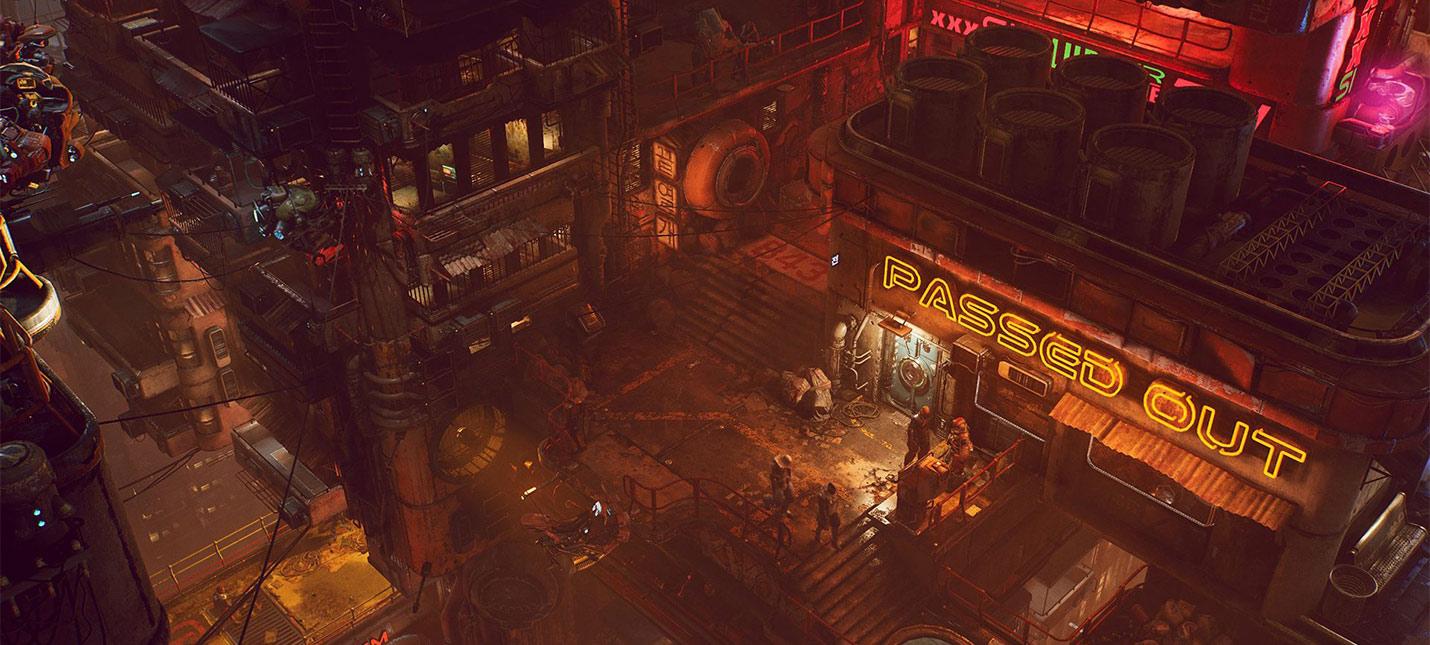 Много скриншотов киберпанковой экшен-RPG The Ascent