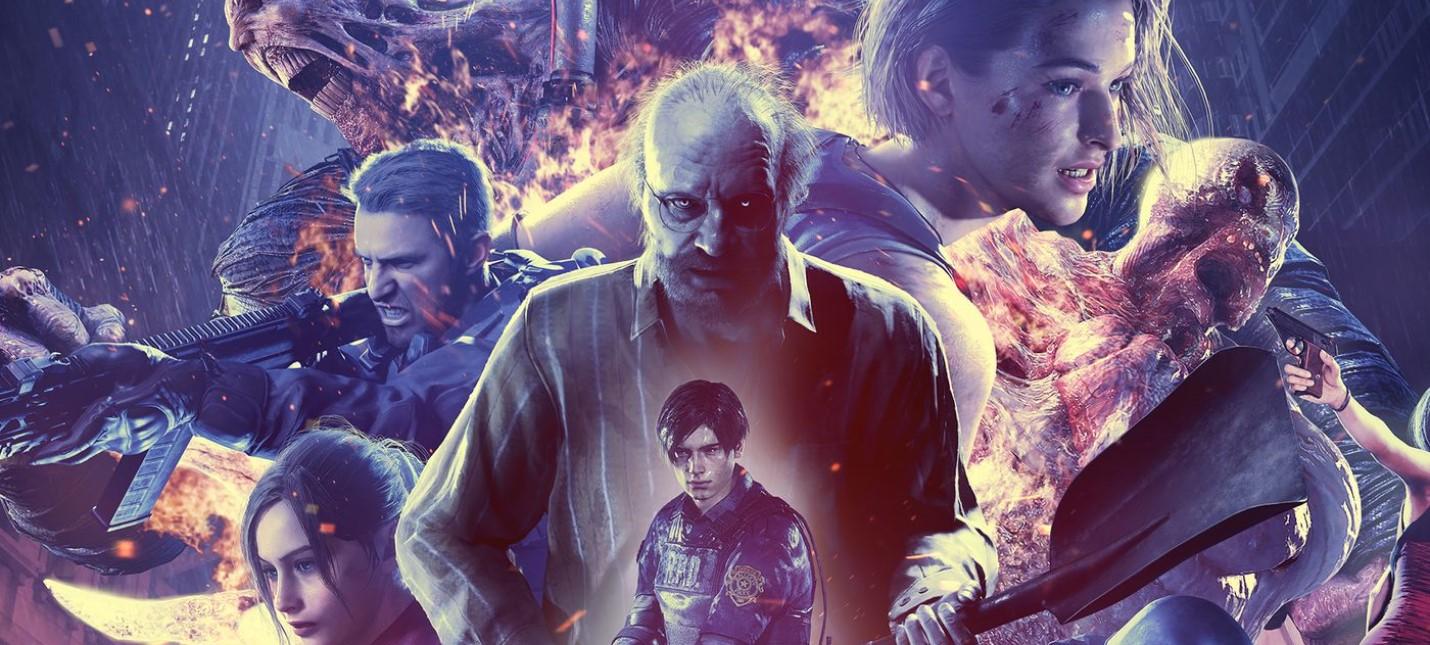 Полтора часа геймплея Resident Evil Re-Verse за разных персонажей
