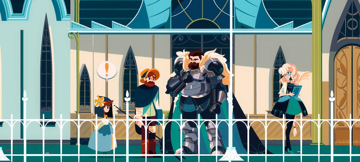 Яркая JRPG Cris Tales получила новый трейлер