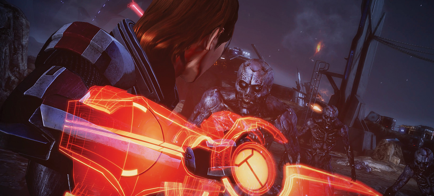 Все, что нужно знать о Mass Effect Legendary Edition  улучшение графики и геймплея, контент и поддержка контроллера