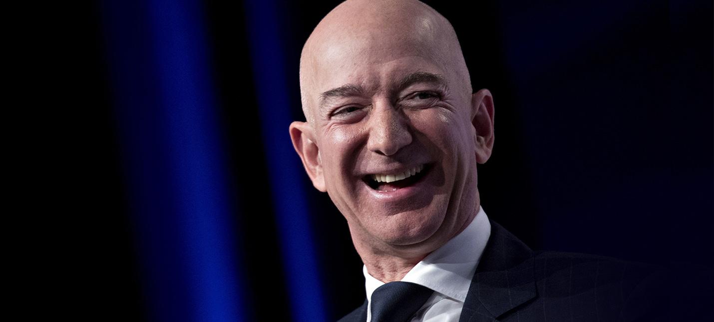 Джефф Безос покинет пост главы Amazon