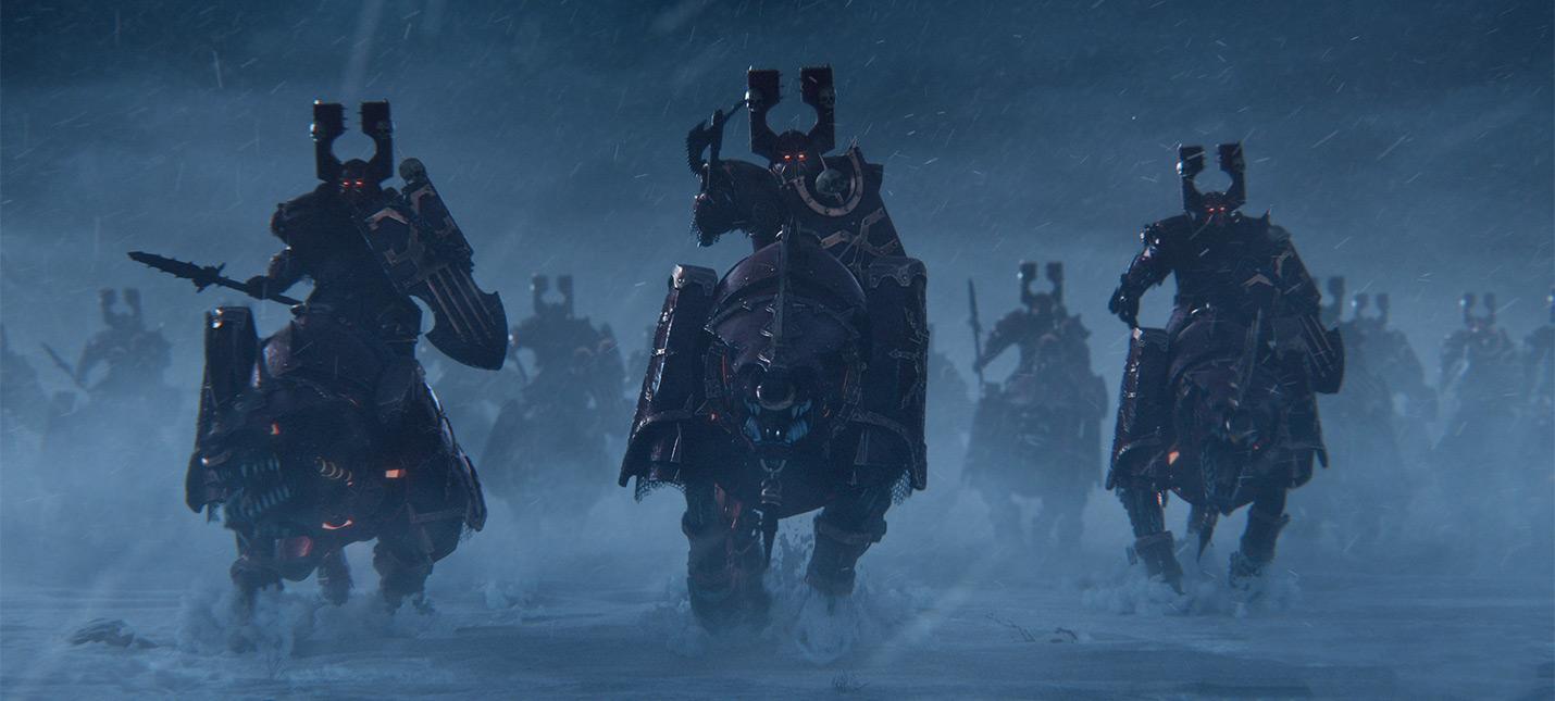 Анонсирована Total War WARHAMMER III  релиз в конце 2021 года