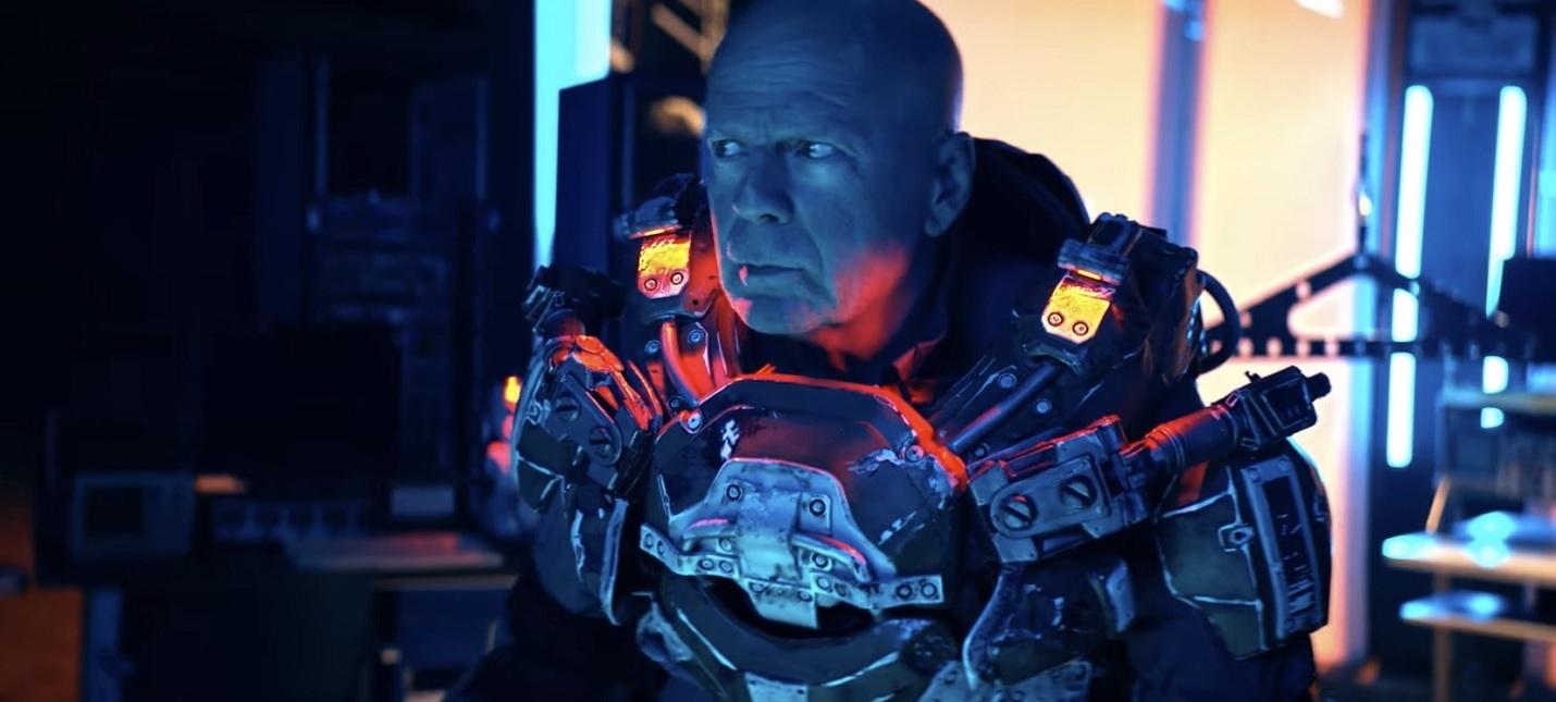Космос, инопланетяне и будущее  дебютный трейлер Cosmic Sin с Брюсом Уиллисом