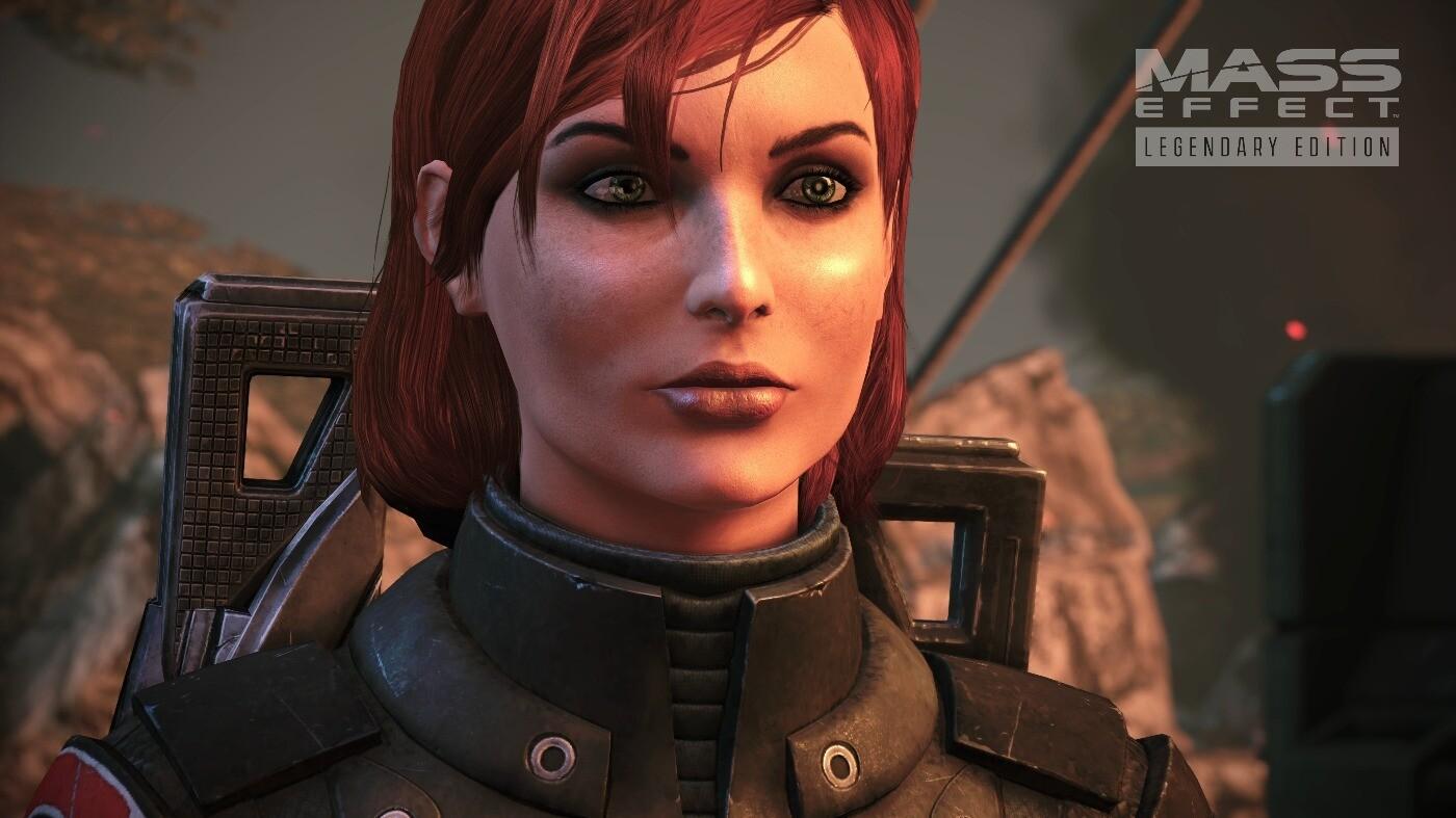 Новый Шепард понравился не всем - разработчики показали новую модель протагониста Mass Effect