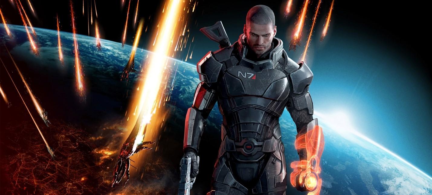 BioWare оставит поддержку модов в Mass Effect: Legendary Edition