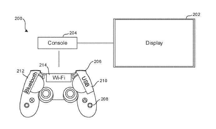 Новый патент Sony призван внедрить Wi-Fi в DualSense и другие устройства