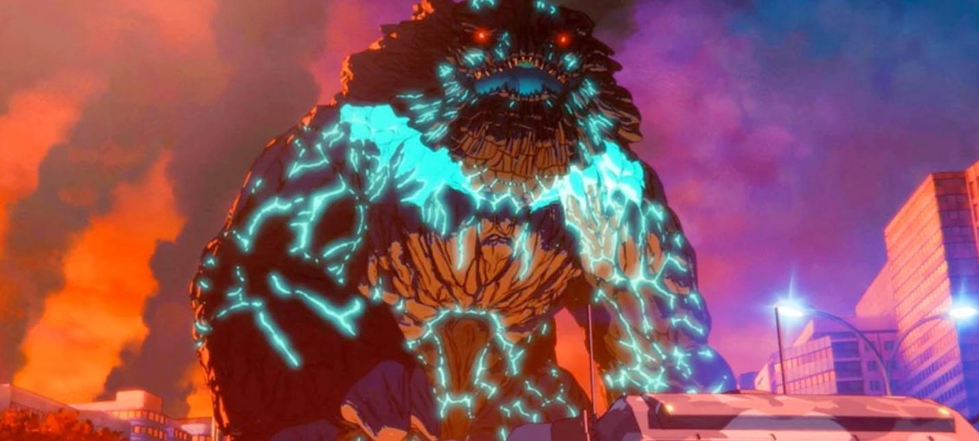 Первый трейлер анимационного сериала Тихоокеанский рубеж темная зона от Netflix