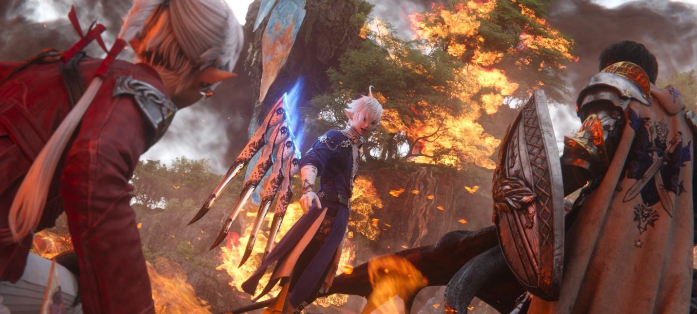 Для Final Fantasy 14 представили расширение Endwalker и версию для PS5