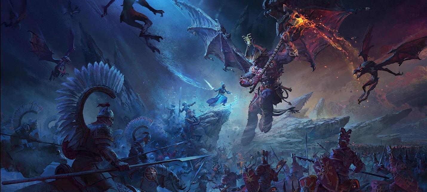 Total War Warhammer 3 возглавила китайский чарт Steam